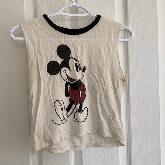 Disney Mickey Mouse Tank